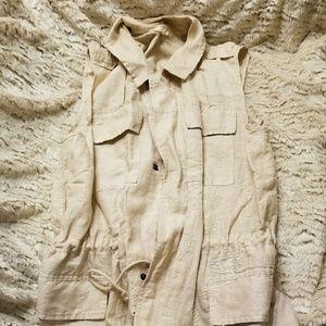 Tops - Tunic vest